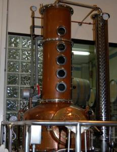 Elaboración de la ginebra